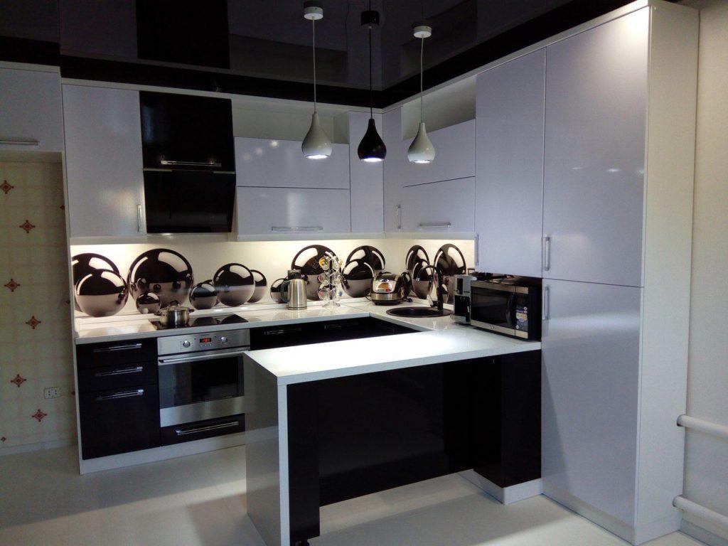 Кухня фартуки к кухонному гарнитуру фото