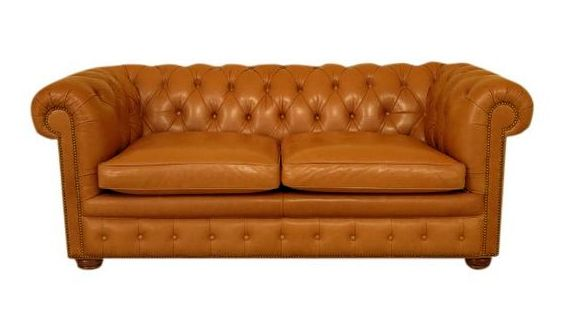 Кожаный диван Classic C