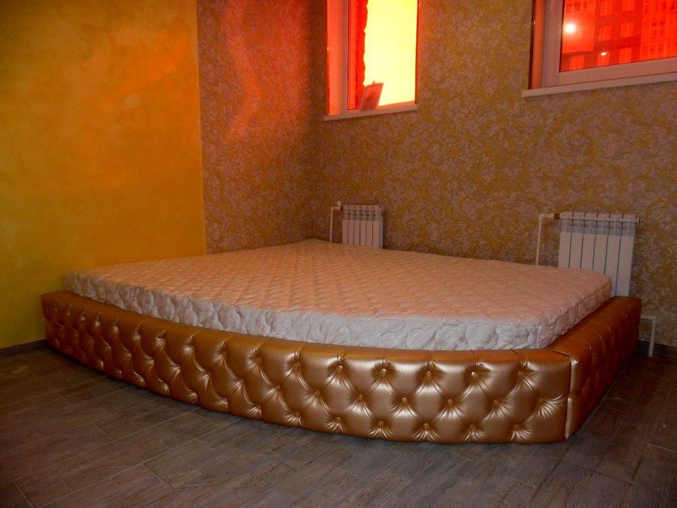 Кровать каретная стяжка 26
