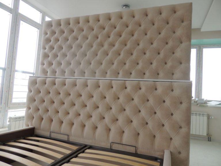 Кровать каретная стяжка 0111