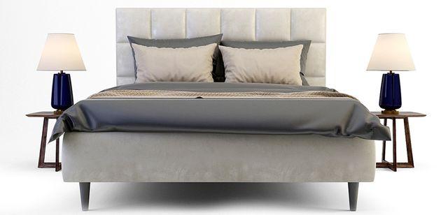 Кровать с мягкими панелями Venezia