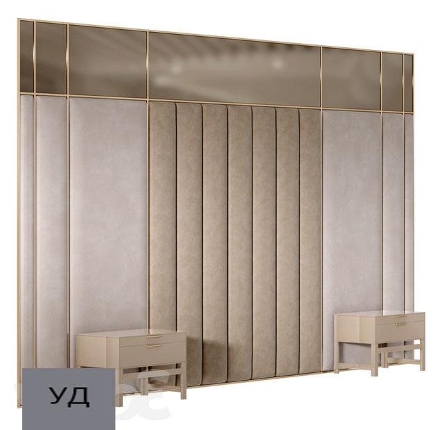 Мягкая стеновая панель LANDO