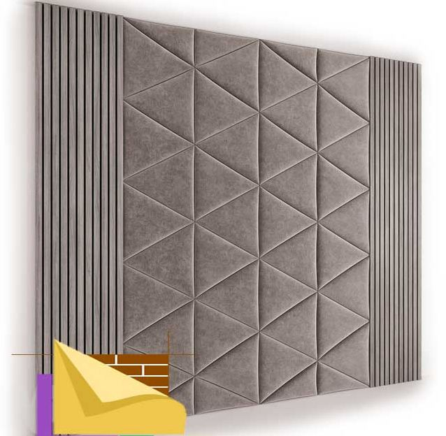 Мягкие стеновые панели Estetic