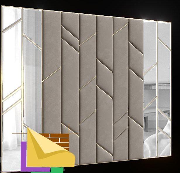 Мягкие панели для стен Violet