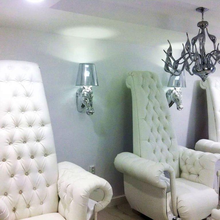 Педикюрное кресло фото 204