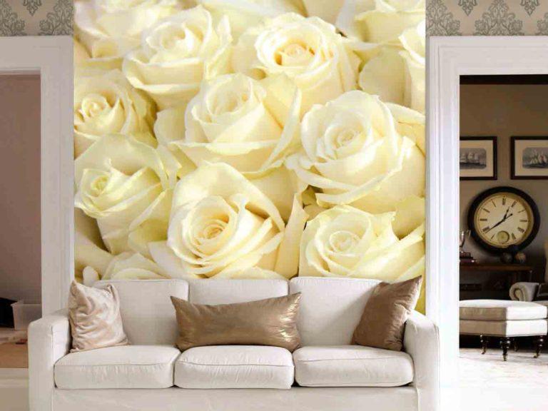 Фотообои цветы фото 115