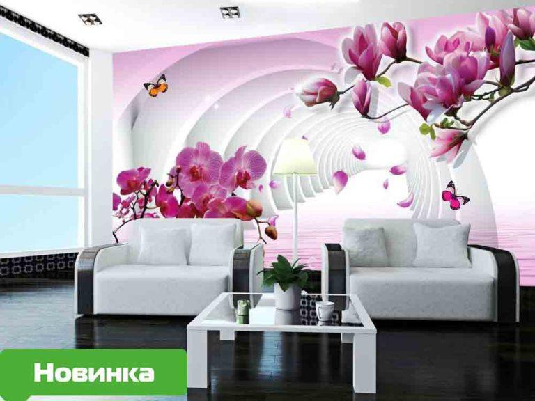 Фотообои цветы фото 117