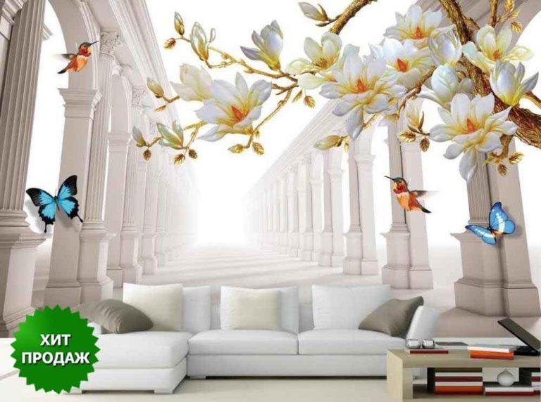 Фотообои цветы фото 122