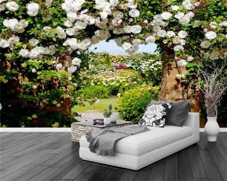 Фотообои цветы фото 123