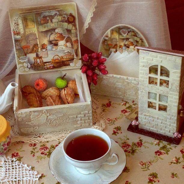 Чайный домик фото 043