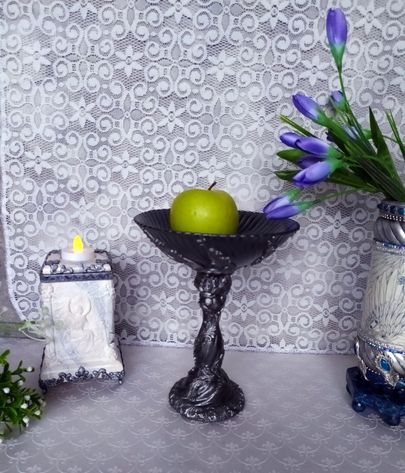 Ваза для фруктов фото 012