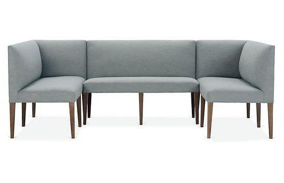 Угловой диван Адамант фото