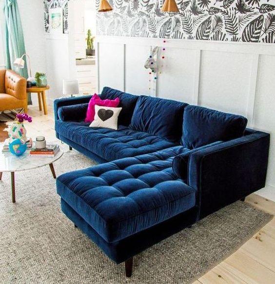 Угловой диван фото 22