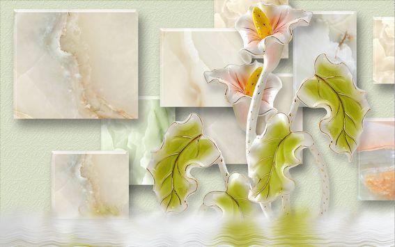 Декоративное панно на стену фото 640