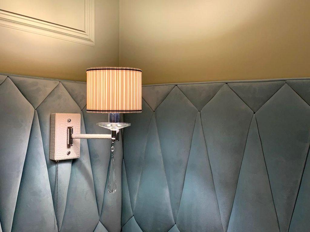 Мягкие стеновые панели фото 442