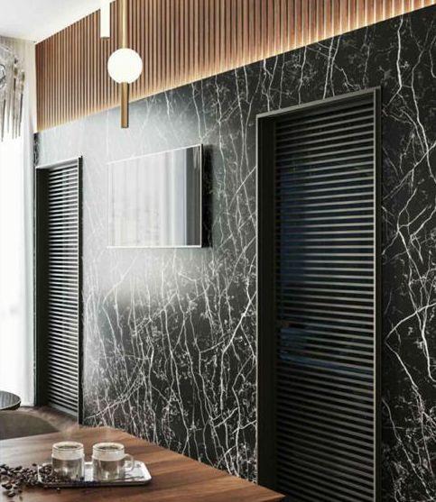 Панели для стен под мрамор фото 047