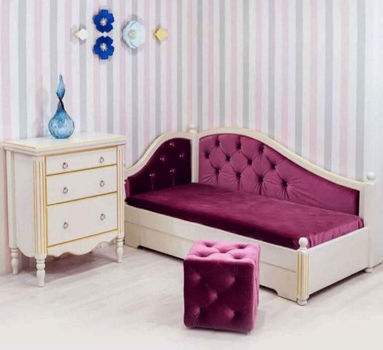 Кровать для девочки фото 106