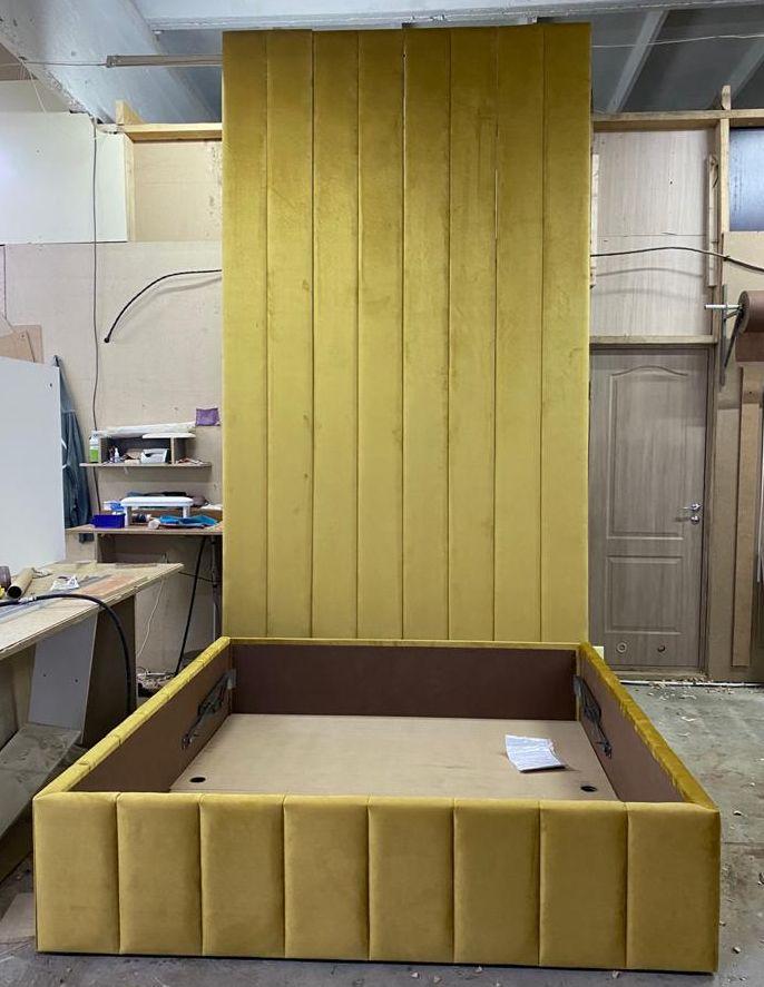 Мягкая стеновая панель фото 471