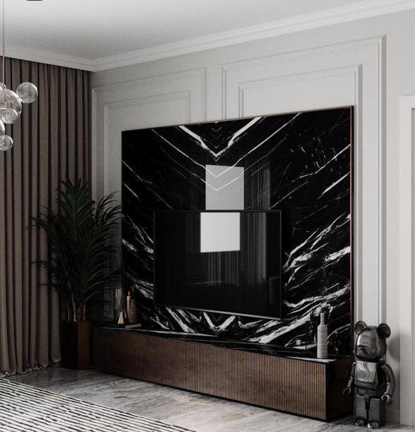 Стеновая панель под мрамор фото 569
