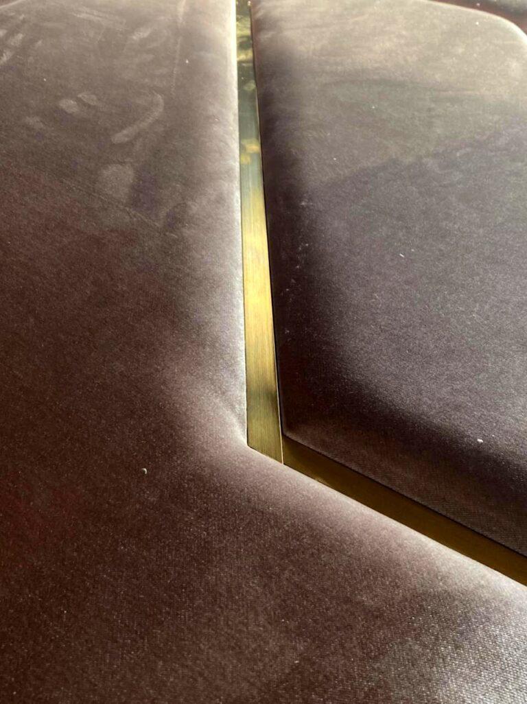 Мягкие стеновые панели в спальню фото 72