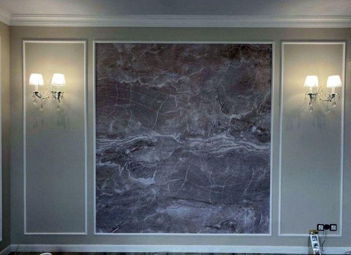 Стеновая панель мрамор фото 541
