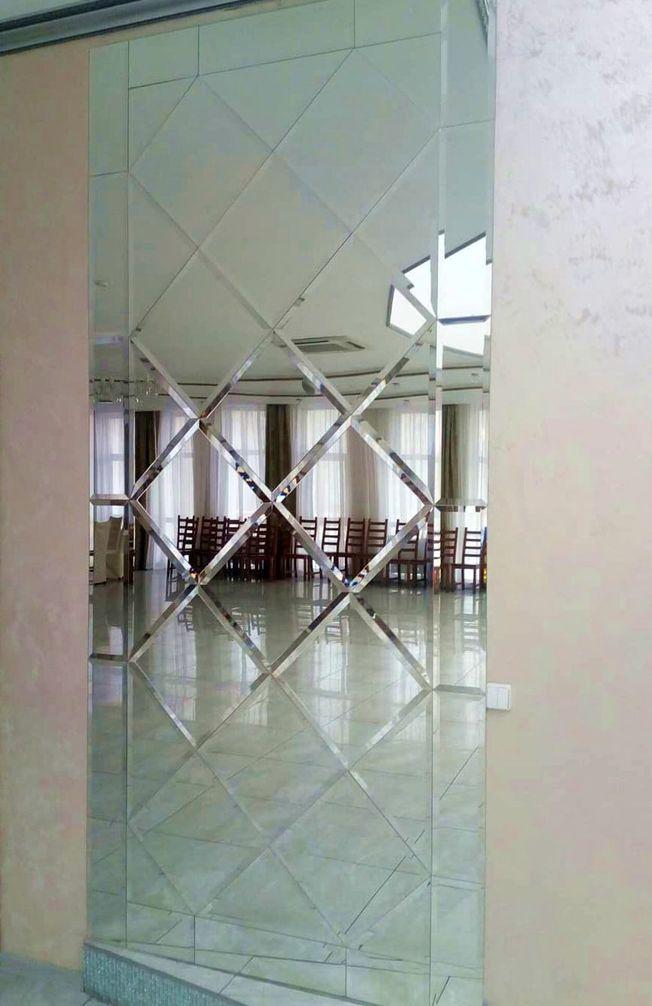 Зеркальное панно 205