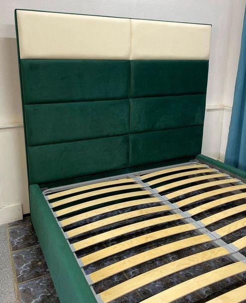 Кровать с мягким изголовьем фото 31